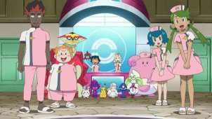 Work Experience! Around the Clock with the Pokémon Center!