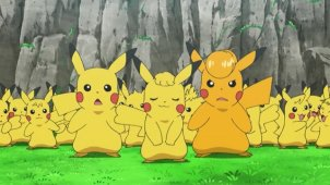 It's an Outbreak-chu! The Pikachu Valley!!