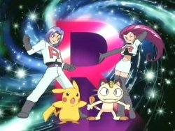 Pikachu...Joining Team Rocket??