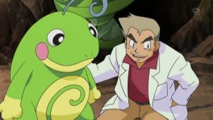 Pokemon Season 12. Episode #607 - A Faux Oak Finish