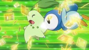 Pokemon Season 12. Episode #611 - An Egg Scramble
