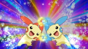 Double Battle! VS Plusle & Minun!