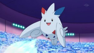 Dancing Togekiss! Pok�mon Contest Princess!!
