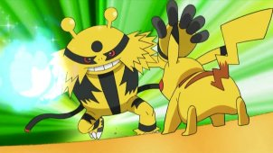 Pokemon Season 13. Episode #647 - The Eighth Wonder of the Sinnoh World