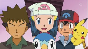 Pokemon Season 13. Episode #659 - Memories Are Made of Bliss