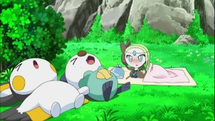 Sing, Meloetta! The Melody of Love!!