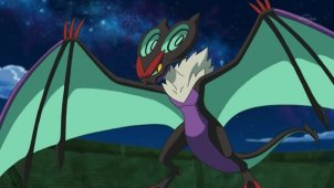 Noivern Appears! The Legend of the Comet & the Hero!!