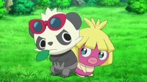 Dance, Pancham; Charm the Crowd, Fennekin! Waltz Towards Tomorrow!!