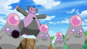 Into the Badlands! Fight, Goomy!!