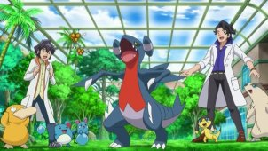 Mega Evolution is Being Targeted! The Bond with Garchomp!!