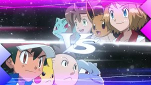 A Tag Battle is a Friendship Battle! Eevee Fights for the First Time!