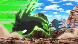 The Explosive Land's Wrath! Operation: Capture Zygarde!!