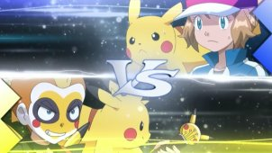 Serena Becomes Ash! The Ultimate Pikachu Showdown!!