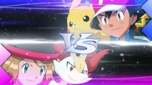 One Last Battle with Ash! Serena's Choice!!