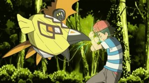 Enter the Guardian Deity Tapu Koko! Let Us Attempt To Master Our Z-Move!