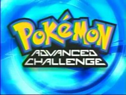 Pokémon Advanced Challenge!