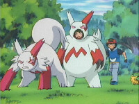 Episode 324: Zangoose & Seviper! Rival Confrontation!