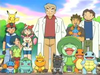 Prof. Oak & Prof. Birch! Secret Base Battle