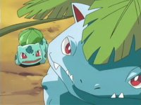 King of the Forbidden Forest! Venusaur!!