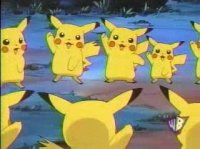 Pikachu's Goodbye