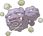 Weezing Art