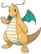 Dragonite Art