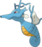 Kingdra Art