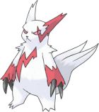 Zangoose Art