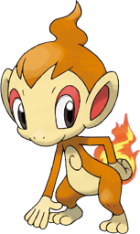 Chimchar Art