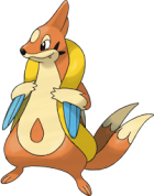 Floatzel Art