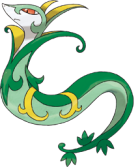 Serperior Art