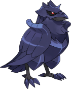 Corviknight Art