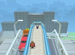 Pokemon Black/White Bridge
