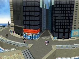 Pokemon Black/White City