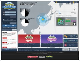 Pokémon Black & White - Global Link