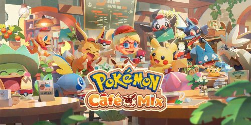 Pokémon: Café Mix Coverage 1