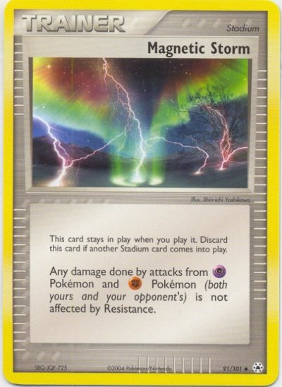 Serebii Net Tcg Ex Hidden Legends 91 Magnetic Storm