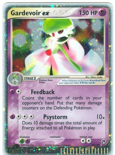 Any Suggestions For This R S Psychic Tcg Deck Pokemon