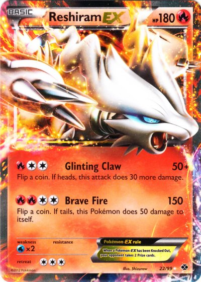 Flare Fire Tcg Deck With 2 Ex Cards Pokemon Rate My Team