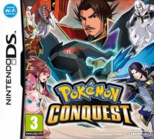 Pokémon Conquest - European Release