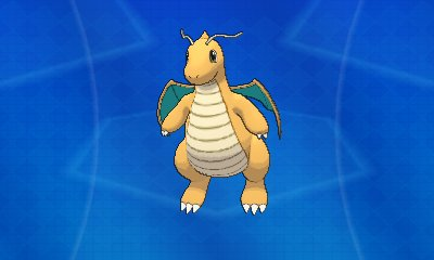 Pok�mon Omega Ruby & Alpha Sapphire - Dragonite Distribution