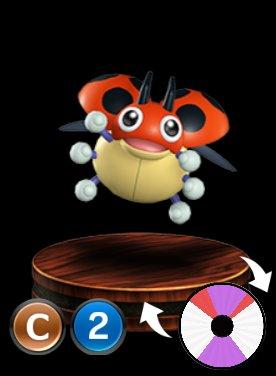 Pokémon Duel Id 85 Ledyba