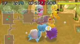 Pok�mon Mystery Dungeon - Adventure Squad Series - Dungeon Listings