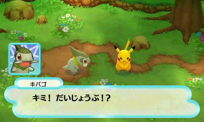 Pok�mon Mystery Dungeon - Magnagate & The Infinite Labyrinth