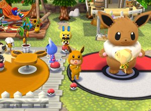 Animal Crossing: Pocket Camp!