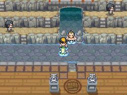 Pokémon HeartGold & SoulSilver Gym5