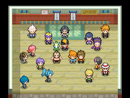 HeartGold & Soul Silver - Gym Rematchs