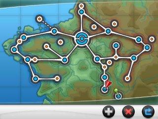 ¿¡Mucha informacion de pokemon x e y! Kalosmap