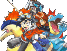 Pocket Monsters Special - HeartGold & SoulSilver Chapter
