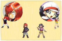 Pokémon Special Character Biography